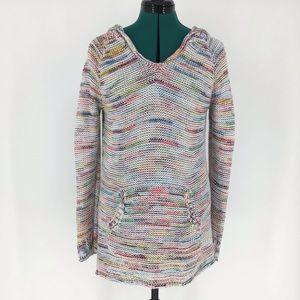 Eddie Bauer Hoodie-Style Sweater, Medium
